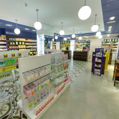 farmacia cases noves xativa street view