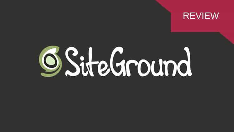 SiteGroud Wordpress hosting