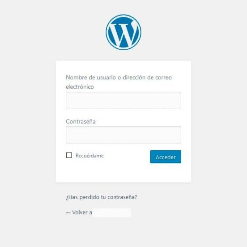 entrar-en-Wordpress